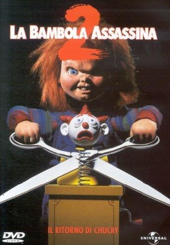 Chucky 2 : la poupée de sang [Italia] [DVD]: Amazon.es: Vincent, Alex, Agutter, Jenny, Graham, Gerrit, Lafia, John, Vincent, Alex, Agutter, Jenny: Cine y Series TV