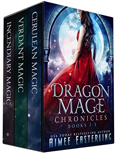 Dragon Mage Chronicles by [Easterling, Aimee]