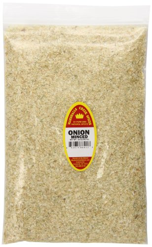 Marshalls Creek Spices Refill Pouch Onion Minced Seasoning, XL, 16 Ounce by Marshall's Creek Spices