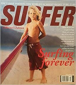 Surfer Magazine 2001 Volume 42 No 10, Annual Collector's