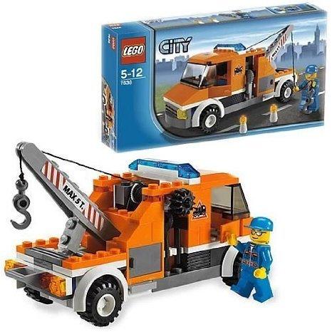 [해외] LEGO (레고) CITY TOW TRUCK (7638) 블럭 장난감 (병행수입)