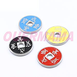 Funny Coin Magic Tricks Chinese Coin Sets Magician Gimmick Close Up Mentalism Magic Props Good birthday Gift for Kids and friends