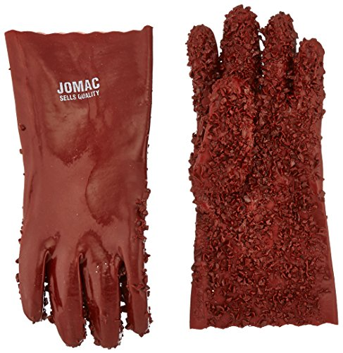 Gloves Ugly (Moey Manufacturing & Sales JPR-12 PVC Sewer Gloves)