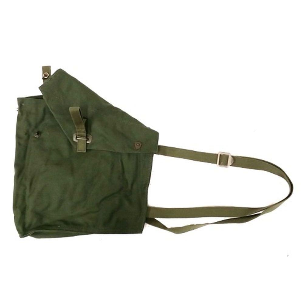 4d5cc4da42c0d Schwedischen Armee Gasmaskentasche Schutzmaskentasche Tasche M51 Gasmaske  neuw.  Amazon.de  Sport   Freizeit