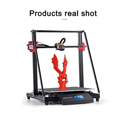 Creality 3D CR-10 Max - Impresora 3D de gran formato (450 x 450 x ...