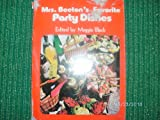 Mrs. Beeton's Favorite Recipes, Beeton and Maggie Black, 0672523205