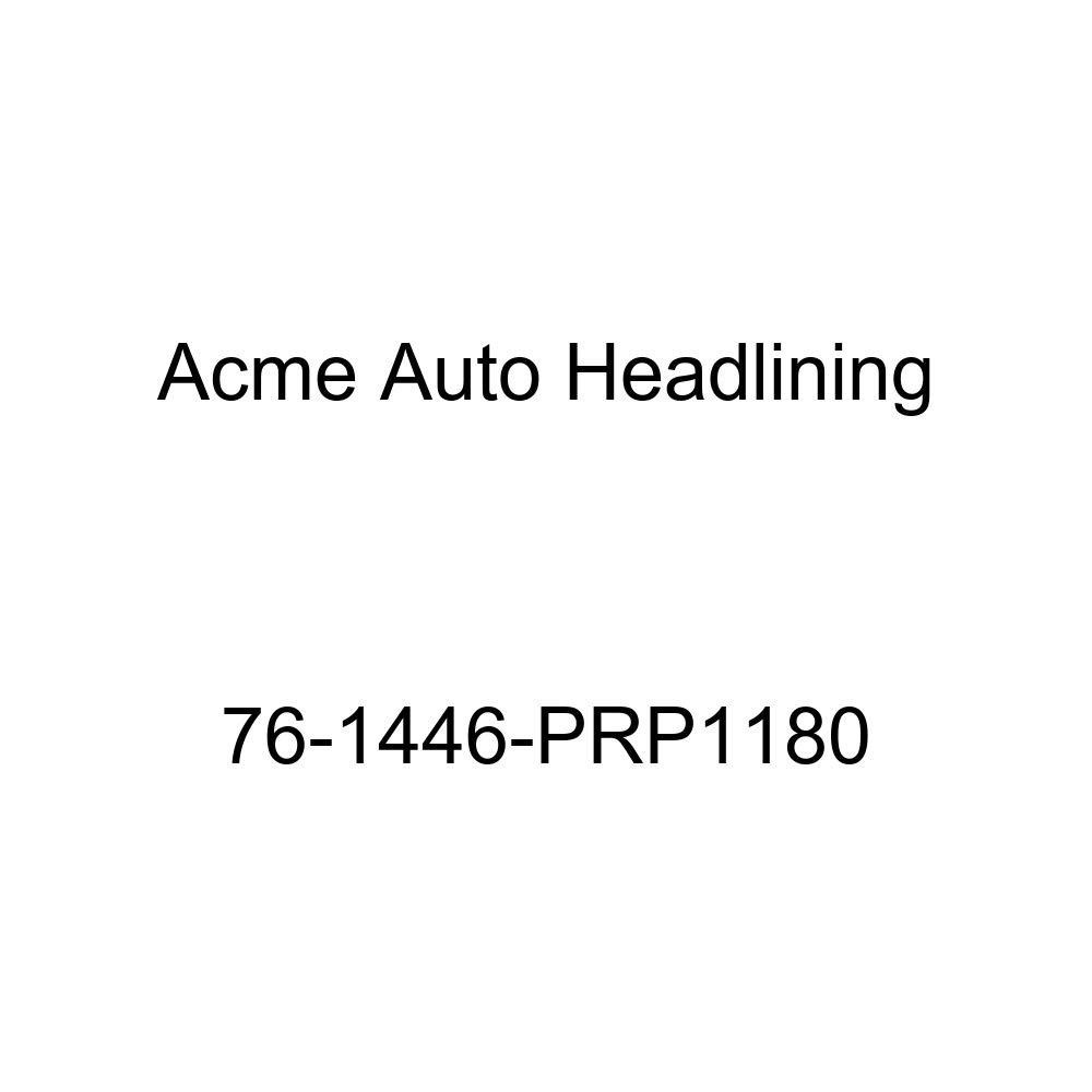 1976 Chevrolet Malibu 4 Door Hardtop Acme Auto Headlining 76-1446-PRP1180 Sandalwood Replacement Headliner 5 Bow