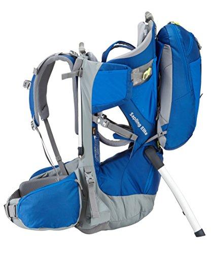 Thule Sapling Elite Child Carrier, Slate/Cobalt