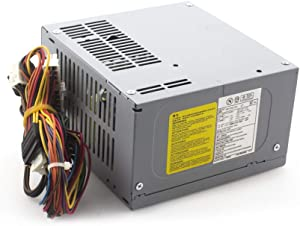 Mackertop 300W HP-P3017F3 Power Supply Replacement for Dell Vostro 200 220 260 400 Studio 540 Precision T1500 Inspiron 518 537 540 560 570 580 Mini Towers DPS-300AB-24 HP-P3017F3