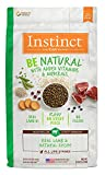 Instinct Be Natural Real Lamb & Oatmeal Recipe Natural Dry Dog Food By Nature'S Variety, 4.5 Lb. Bag