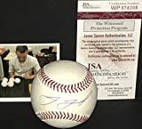 Jake Lamb Arizona Diamondbacks Autographed Signed Baseball JSA WITNESS COA