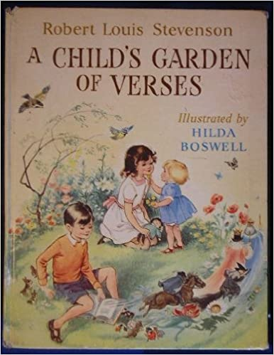 a childs garden of verses robert louis stevenson hilda boswell amazoncom books - A Childs Garden Of Verses