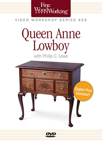 - Fine Woodworking Video Workshop Series - Queen Anne Lowboy