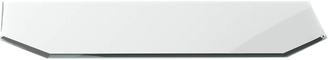 chimenea contra chispas placa de cristal G29 DURAFLAMM Vorlegeplatte