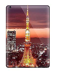 Ipad Air Case Slim [ultra Fit] Tokyo City Protective Case Cover