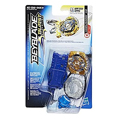 BEYBLADE Burst Evolution Starter Pack Horusood H2: Toys & Games