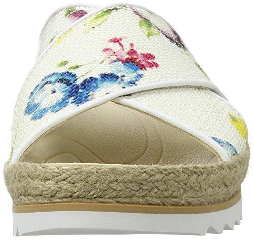 45 Fashion Multicolore Donna Ciabatte Multicolor Gabor UFpan