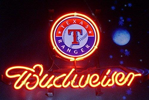 Texas Rangers Neon Sign - Desung 14