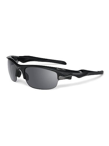 c3172447e70 Image Unavailable. Image not available for. Color  Oakley Fast Jacket Men s  Sunglasses - Polished Black Black Iridium