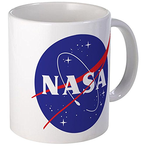 CafePress NASA Logo Unique Coffee