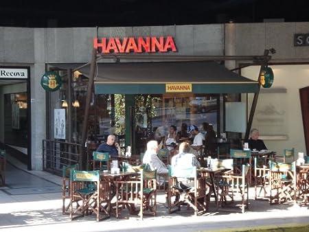 Amazon.com: Alfajores Havanna de chocolate rellenos de dulce de leche (12 units)