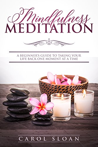 Mindfulness Meditation: A Beginner's Guide to Taking Your Life  Back One Moment at a Time (Total Body Book 2)