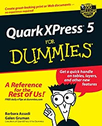 QuarkXPress 5 For Dummies