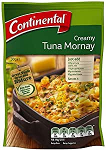 Continental Recipe Base Creamy Tuna Mornay 30g