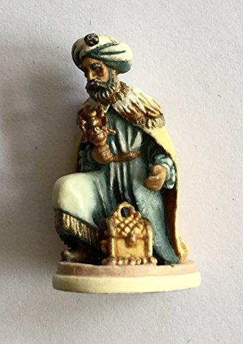 - Goebel Miniature Nativity Series King Melchior