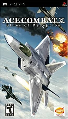 Ace Combat X: Skies of Deception - Sony PSP (Certified Refurbished)