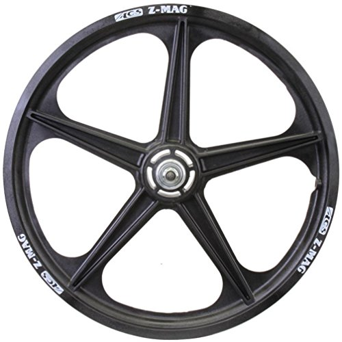 (ACS Mag 5-Spoke Rear Wheel, Black)
