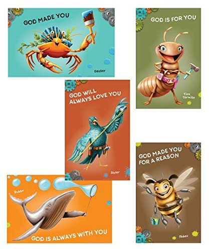 Bible Point Posters (Set of 6) (Group Easy Vbs -