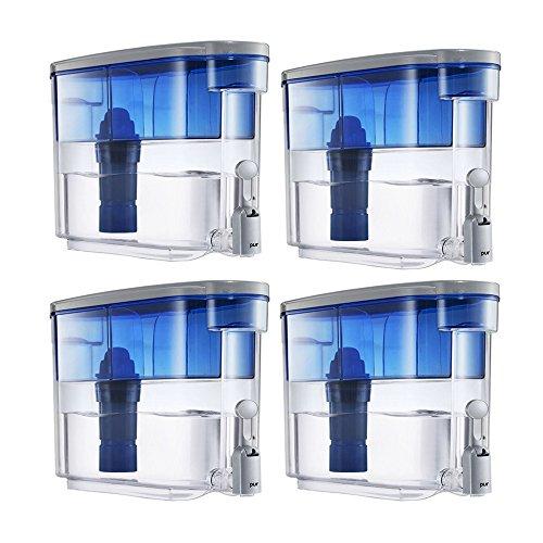 KAZ INC. PUR 2-stage Dispenser - DS-1800Z (4 Pack) by PUR Dispenser