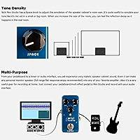 KKmoon NSS-3 Mini Studio Speaker Cabinet Simulator Effect Pedal