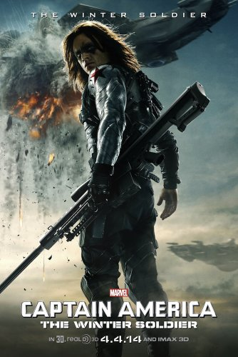 Captain America: The Winter Soldier  : Movie Poster  Origina