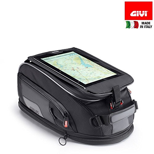 Givi XStream Tank Bag (15 Liter) (Black)
