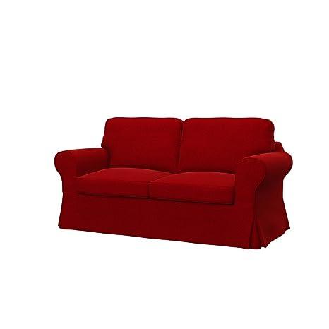 Soferia - IKEA EKTORP Funda para sofá Cama de 2 plazas ...