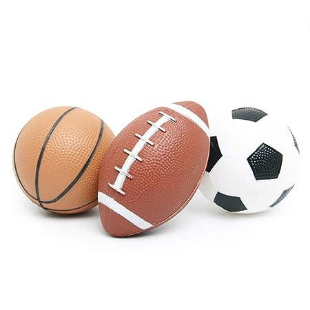 UGUAX - Pelotas de Deporte para niños, de Poliuretano Suave, para ...