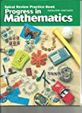 Progress in Mathematics, Spiral Review Practice Book, Gr. 3, Rose A. McDonnell, Catherine D. Le Tourneau, Anne V. Burrows, Elinor R. Ford, 0821525735