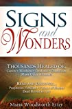img - for Signs And Wonders by Maria Woodworth Etter (1997-03-01) book / textbook / text book