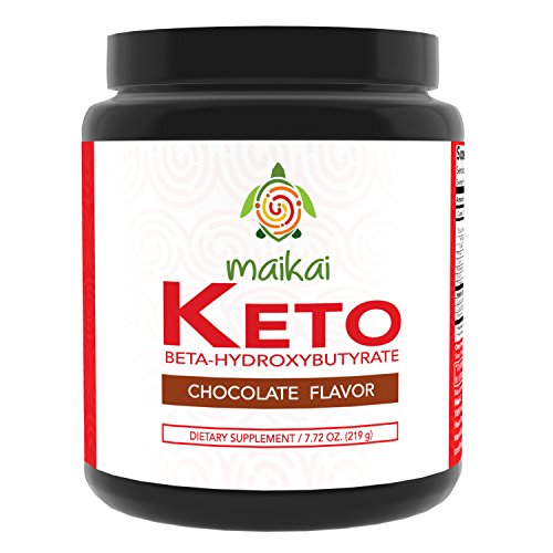 Exogenous Ketones Supplement (BHB) - Patented Beta-Hydroxybutyrates (Calcium, Sodium, Magnesium) Keto Powder – Ideal for Ketosis Diet, Fat Burning, Performance & Focus – Chocolate Flavor (15 Servings)