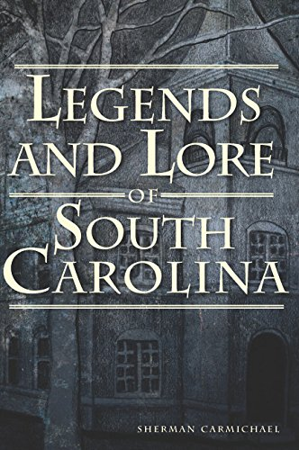 Jester Trees - Legends and Lore of South Carolina