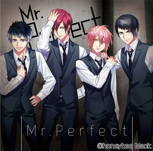 ドラマCD DYNAMIC CHORD shuffleCD series 2nd vol.4 Mr.Perfectの商品画像