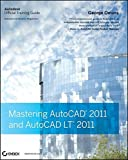img - for Mastering AutoCAD 2011 and AutoCAD LT 2011 by George Omura (2010-06-01) book / textbook / text book