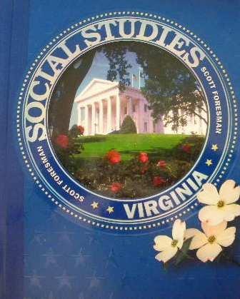 Social Studies Virginia Grade 4 Scott Foresman