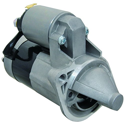 New Starter For 1998-2003 Mitsubishi Mirage Volvo S40 V40 - Europe 1.8L 1.5L 2.0L L4 M000T81283 M000T81284 MD356104 MD360368