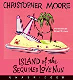 img - for By Christopher Moore: Island of the Sequined Love Nun CD [Audiobook] book / textbook / text book