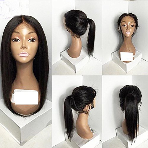 613 27 4 lace front wig - 1