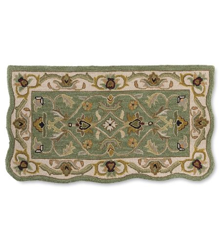 hand-tufted-fire-resistant-scalloped-wool-hearth-rug-in-green-silver