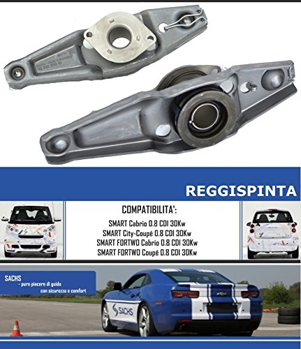 3089000010 Kit Embrague y volante Sachs Original Con Disco spingidisco y volante: Amazon.es: Coche y moto